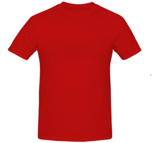 bdfd77130a1574 Koszulka T-shirt CERVA GARAI - czerwona czerwony | ODZIEŻ I ...
